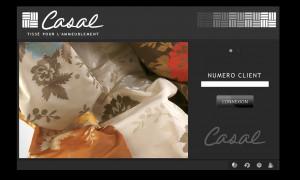L'application Casal pour Androïd