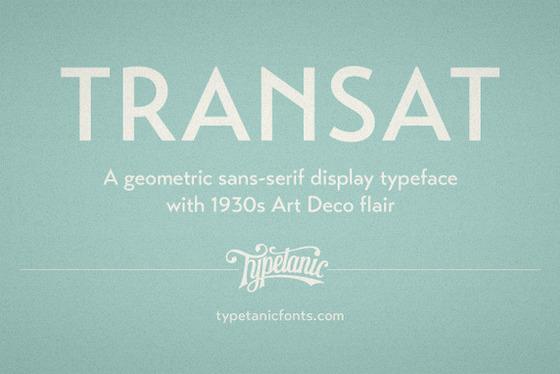 Flat Typologie