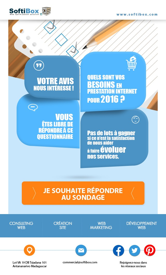 News letter Softibox_sondage2 copie