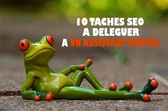 10 tâches SEO à déléguer
